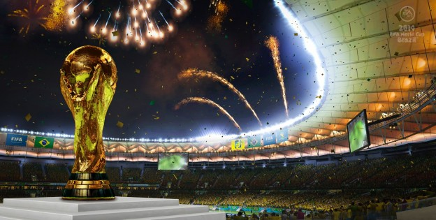 2014 FIFA World Cup Brazil Screenshot #4 for PS3