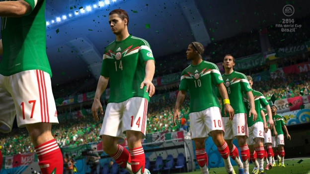 2014 FIFA World Cup Brazil Screenshot #5 for PS3