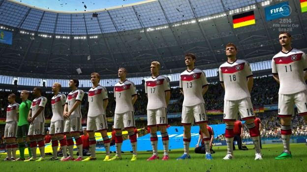 2014 FIFA World Cup Brazil Screenshot #6 for PS3