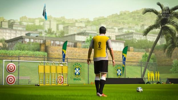 2014 FIFA World Cup Brazil Screenshot #3 for Xbox 360