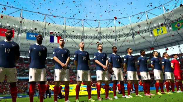 2014 FIFA World Cup Brazil Screenshot #6 for Xbox 360