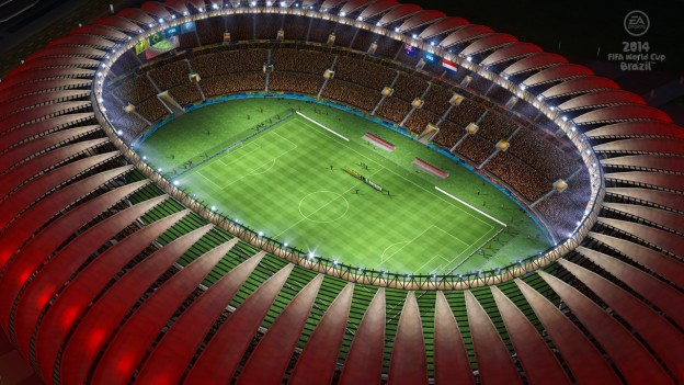 2014 FIFA World Cup Brazil Screenshot #7 for Xbox 360