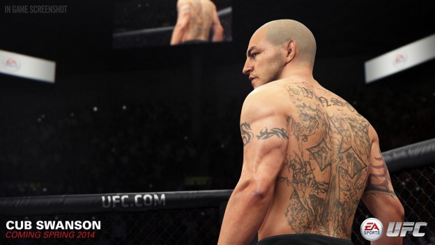 EA Sports UFC Screenshot #37 for Xbox One