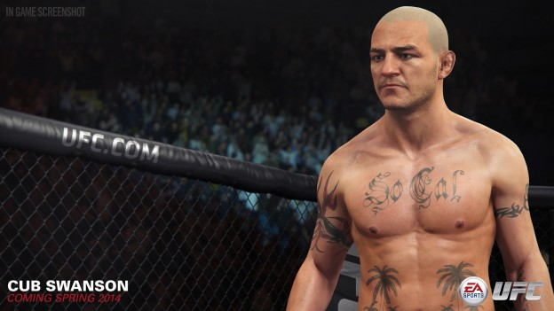 EA Sports UFC Screenshot #38 for Xbox One