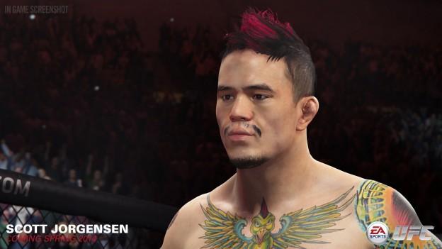 EA Sports UFC Screenshot #27 for PS4
