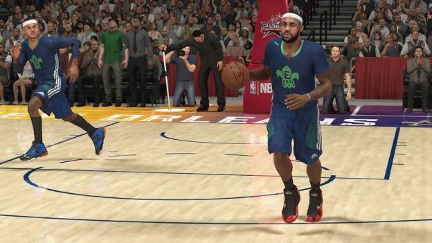 NBA 2K14 Screenshot #123 for PS4