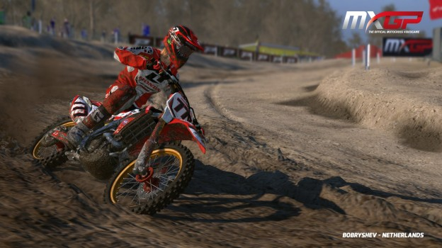 MXGP The Official Motocross Game Screenshot #5 for Xbox 360