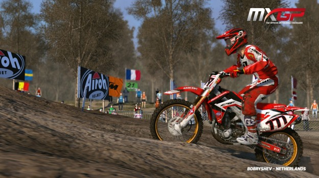 MXGP The Official Motocross Game Screenshot #1 for PS3