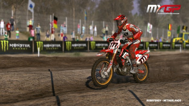 MXGP The Official Motocross Game Screenshot #2 for PS3