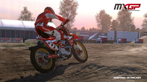 MXGP The Official Motocross Game Screenshot #3 for PS3
