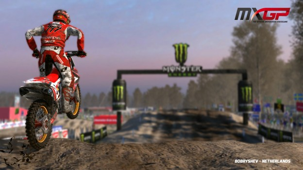 MXGP The Official Motocross Game Screenshot #5 for PS3