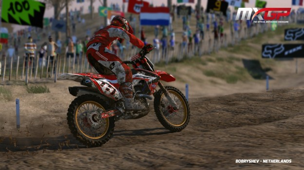 MXGP The Official Motocross Game Screenshot #6 for PS3