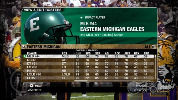 NCAA Football 09 Screenshot #114 for Xbox 360