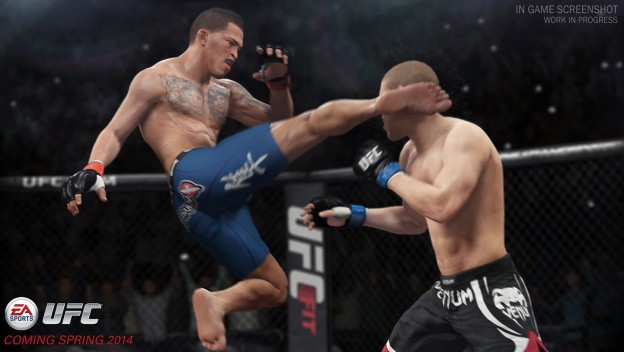 EA Sports UFC Screenshot #28 for PS4