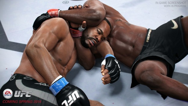 EA Sports UFC Screenshot #29 for PS4