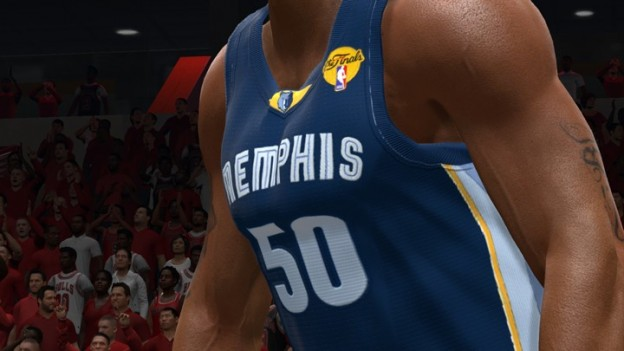 NBA Live 14 Screenshot #80 for PS4
