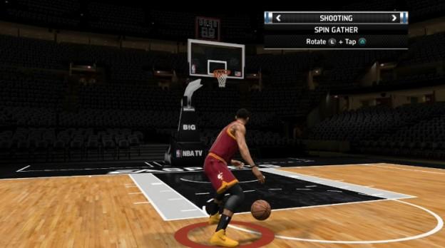 NBA Live 14 Screenshot #82 for PS4