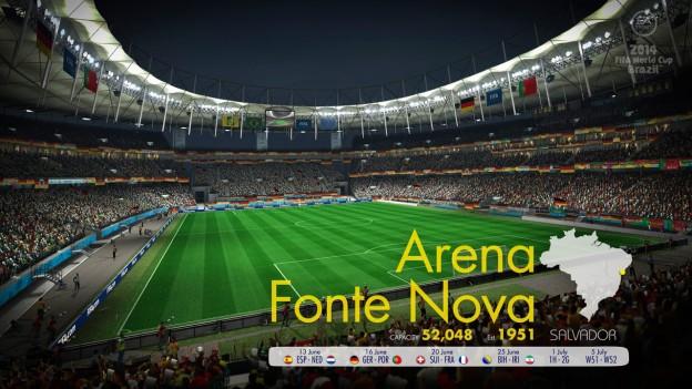 2014 FIFA World Cup Brazil Screenshot #9 for Xbox 360
