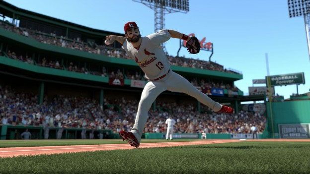 MLB 14 The Show Screenshot #12 for PS4