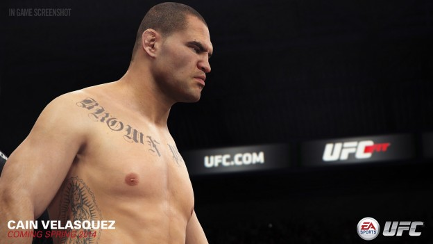 EA Sports UFC Screenshot #30 for PS4