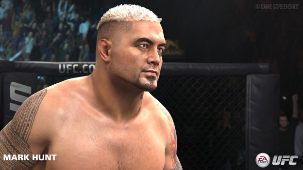 EA Sports UFC Screenshot #33 for PS4