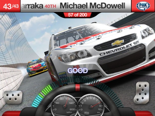 NASCAR Manager Screenshot #1 for iOS