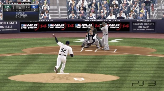 MLB 14 The Show Screenshot #66 for PS3