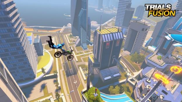 Trials Fusion Screenshot #2 for PS4