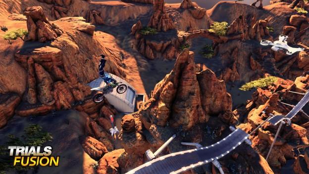 Trials Fusion Screenshot #4 for PS4