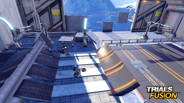 Trials Fusion Screenshot #5 for PS4