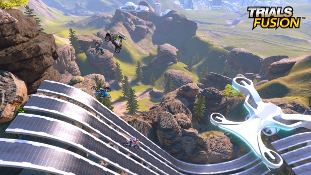 Trials Fusion Screenshot #6 for PS4
