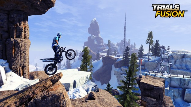 Trials Fusion Screenshot #7 for PS4