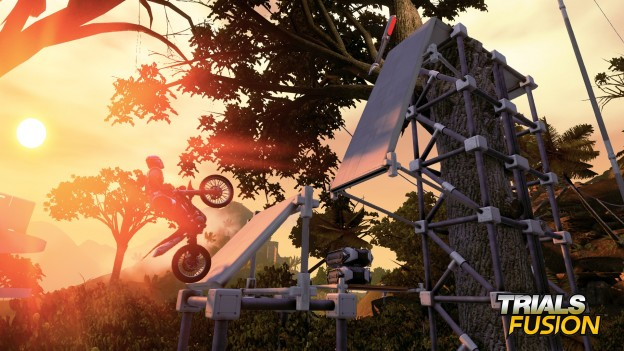 Trials Fusion Screenshot #10 for PS4