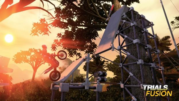 Trials Fusion Screenshot #10 for PS4