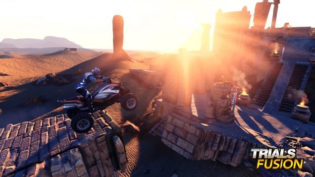 Trials Fusion Screenshot #11 for PS4