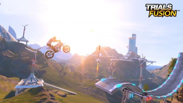 Trials Fusion Screenshot #12 for PS4