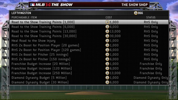 MLB 14 The Show Screenshot #101 for PS3