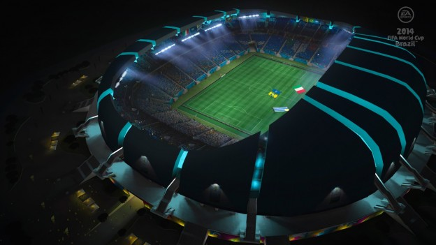 2014 FIFA World Cup Brazil Screenshot #13 for PS3