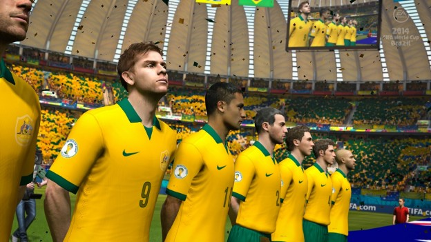 2014 FIFA World Cup Brazil Screenshot #14 for PS3