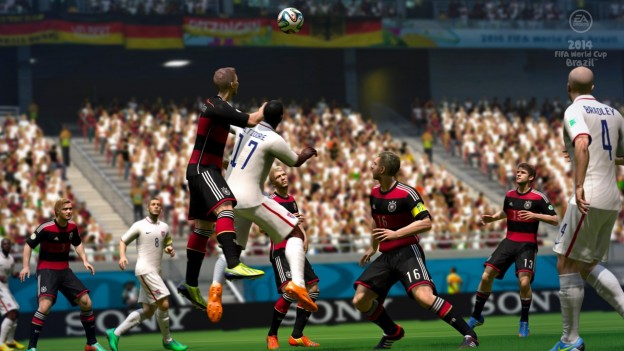 2014 FIFA World Cup Brazil Screenshot #17 for PS3