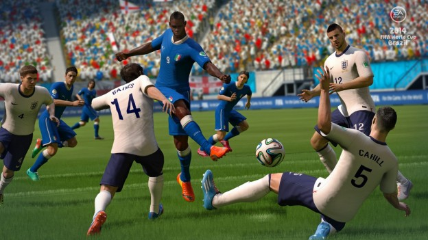 2014 FIFA World Cup Brazil Screenshot #24 for PS3
