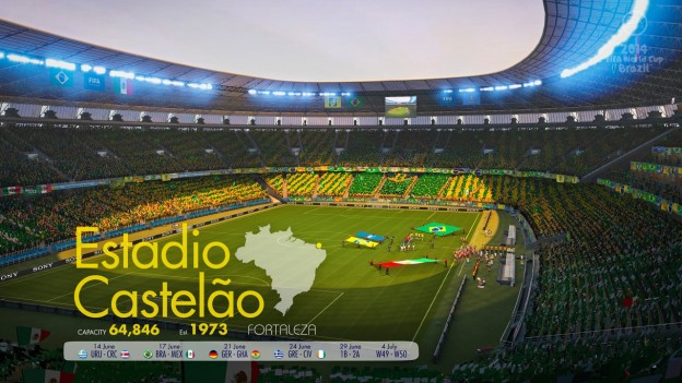 2014 FIFA World Cup Brazil Screenshot #10 for Xbox 360