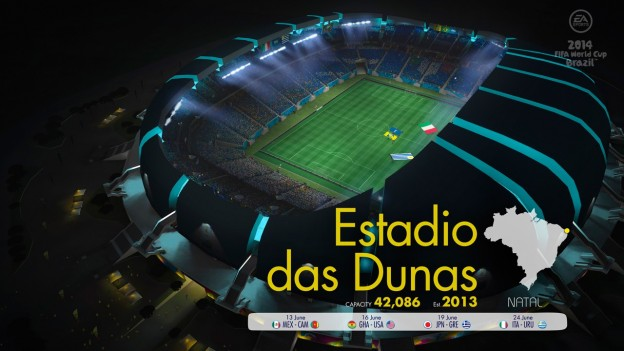 2014 FIFA World Cup Brazil Screenshot #12 for Xbox 360