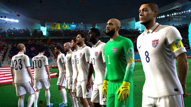 2014 FIFA World Cup Brazil Screenshot #19 for Xbox 360