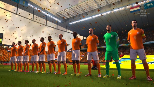 2014 FIFA World Cup Brazil Screenshot #27 for Xbox 360