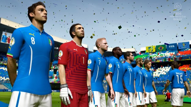 2014 FIFA World Cup Brazil Screenshot #28 for Xbox 360