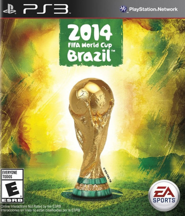 2014 FIFA World Cup Brazil Screenshot #29 for PS3