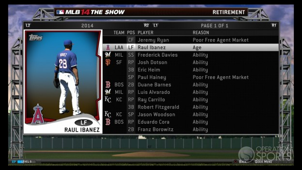 MLB 14 The Show Screenshot #102 for PS3