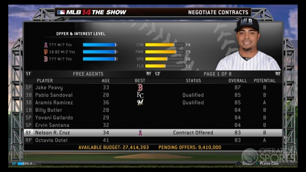 MLB 14 The Show Screenshot #104 for PS3