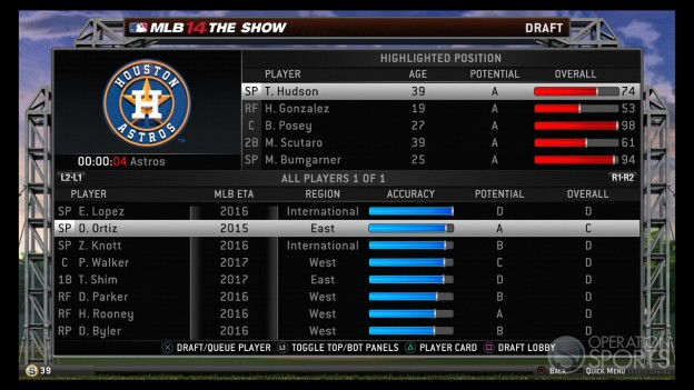 MLB 14 The Show Screenshot #108 for PS3